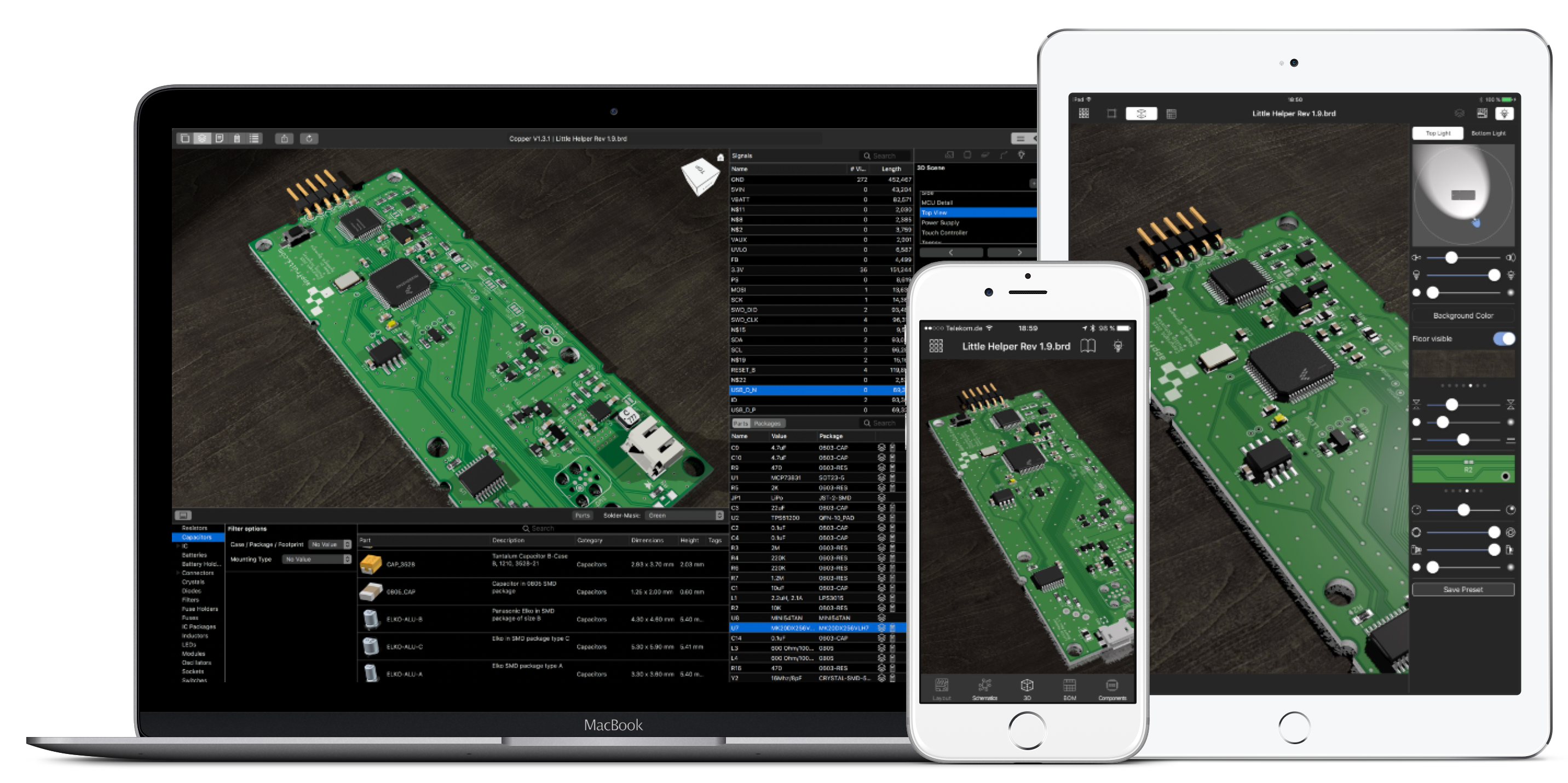 Copper for iOS released! - Copper - Open and view EAGLE files on ...